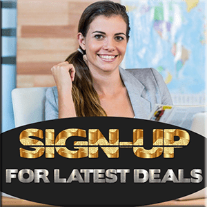 free sign up for deals